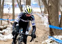 Dylan Zakrajsek. 2017 Cyclocross National Championships. © A. Y
