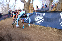 Masters 50-54. 2018 Cyclocross National Championships. © D. Mab