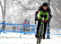 Alex Morton, Junior 15-16 Men. 2017 Cyclocross National Champion