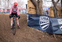 Masters Men 70+. 2018 Cyclocross National Championships. © A. Y