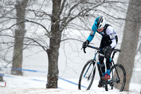 Dillon McNeil, 4th, Junior 15-16. 2017 Cyclocross National Champ