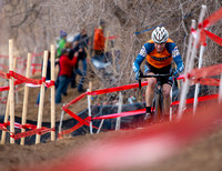 Masters 60-64. 2018 Cyclocross National Championships. © A. Yee
